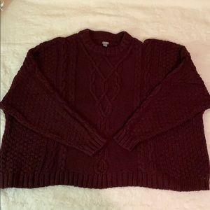 Aerie oversized sweater